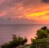 sunset - Big blue apts